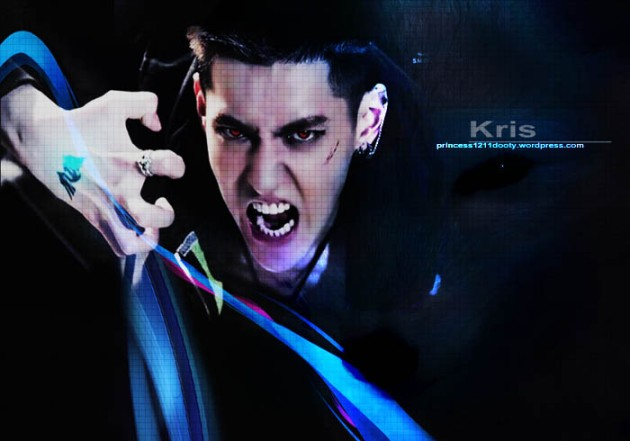 Wallpaper KRIS - EXO-M